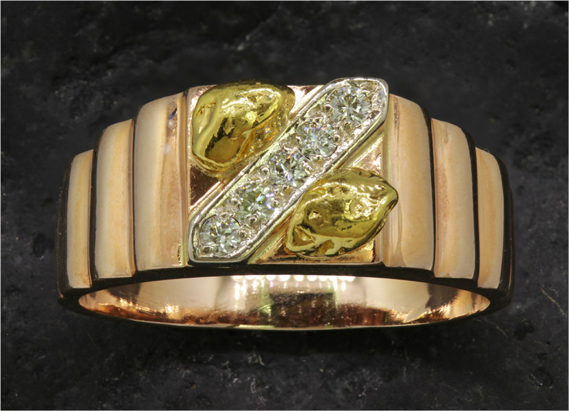 золото якутии кольца